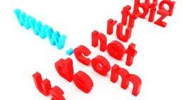 Nombres de dominio, datos actualizados de crecimiento