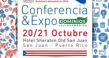 Conferencia y Exposición DOMINIOS LATINOAMERICA 2016