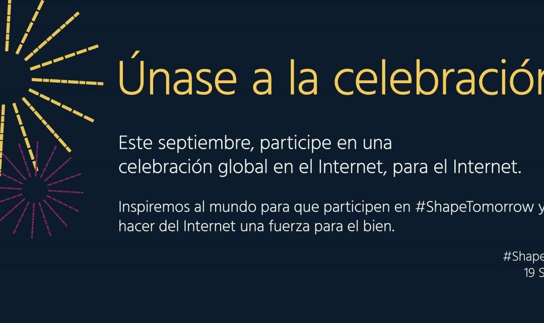 Internet Society cumple 25 años: únase a la celebración