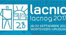 A próxima semana da realização da Reunião Lacnic-Lacnog em Uruguai
