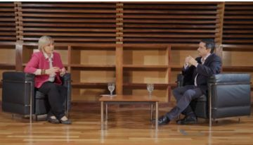 Entrevista com Olga Cavalli sobre TMT Conversaciones com José Crettaz.